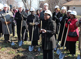 Lutheran Housing Support breaks ground in St. Louis