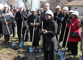 Lutheran Housing Support breaks ground in St. Louis