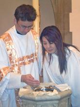LETW-baptizes-student