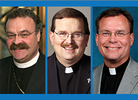 Nominations announced for LCMS president, VPs