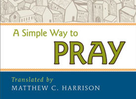 Bible study, video complement Luther's prayer guide