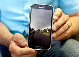 Moore, Okla., pastor relates tornado nightmare