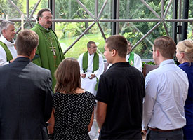 Synod prepares new missionaries and spouses for service