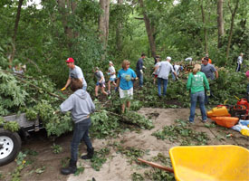 May 31 tornadoes affect LCMS Lutherans in Missouri, Oklahoma