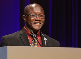 Convention affirms fellowship with Liberian church