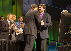 Convention affirms altar, pulpit fellowship with Siberian Church