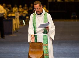 Service of Baptismal Remembrance 'affirms God's gift of Baptism'