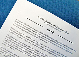 Harrison signs letter opposing HHS final rules