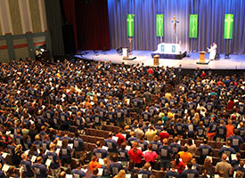 Higher Things conferences attract 2,100 participants