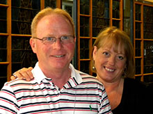 Rev. Steve and Sharon Riordan