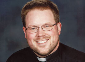 10 Questions with the Rev. Jonathon Bakker