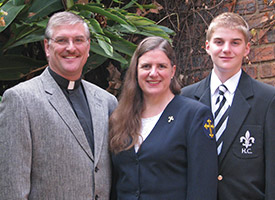 10 Questions with the Rev. Dr. Carl and Deaconess Deborah Rockrohr, Missionaries to Ethiopia