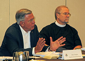 LCMS National & International Mission Boards examine missiology