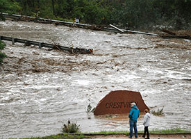 At least one LCMS church hit by Colorado floods