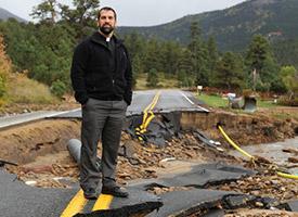 Photos from the Colorado flooding