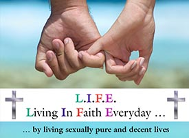 Resources available for 2014 'Life Sunday'