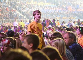 Youth poll results surface bright spots, concerns