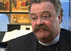 KSDK-TV interviews LCMS president about Typhoon Haiyan