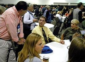 3,100 educators meet for LEA's 2013 convocation