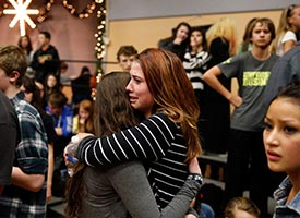 LCMS church takes in students after Colorado shooting