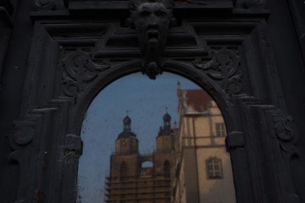 Scenes from Wittenberg, Germany.