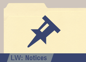 January 2015 Notices