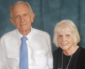 Ron and Evelyn Harman