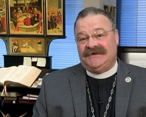 In two new videos, Synod President Rev. Dr. Matthew C. Harrison encourages church workers — ordained clergy in one and all other church workers in the other.