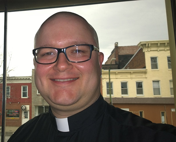 10 Questions with Rev. James Sharp