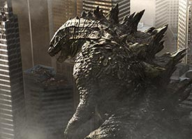 Movie review: 'Godzilla'
