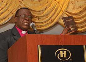 Fynn to LBT guests: Bible translation still needed