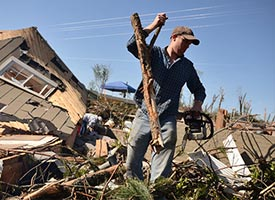 Lutherans share stories of survival amid tornadoes