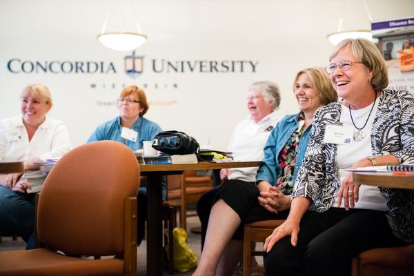 2014 LCMS Parish Nurse District Representatives Meeting