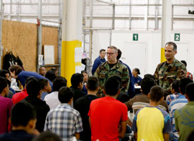 LIRS, partners respond to immigrant-children crisis