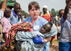 LCMS Mercy Medical Team in Kenya, East Africa
