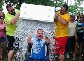 Commentary: Should Lutherans take 'Ice Bucket Challenge'?