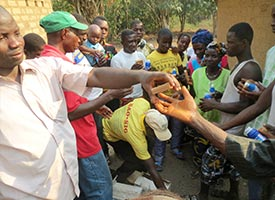 LCMS OKs new grants to fight Ebola in Africa
