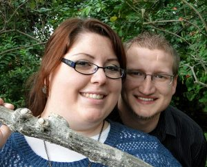 Kelsey and Brad Egberts, members of Blessed Savior Lutheran Church in St. Louis, plan to move from their Ferguson apartment because of the continuing unrest. (Courtesy of Brad and Kelsey Egberts)