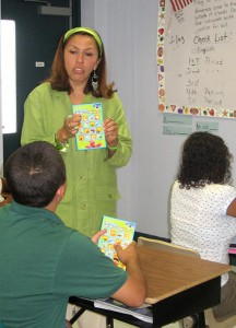Young immigrants learn English and receive medical and spiritual care at the Bokenkamp Children's Shelter operated by Lutheran Social Services of the South (LSSS) in Corpus Christi, Texas. A grant from the LCMS Office of National Mission is helping LSSS open a similar shelter in McAllen. (Lutheran Social Services of the South)