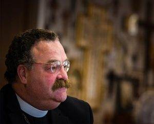 In the statement, LCMS President Rev. Dr. Matthew Harrison also introduces the Synod's new Fund to Aid Christians Under Persecution. (LCMS/Erik M. Lunsford)