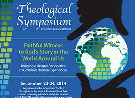CSL Theological Symposium set for fall