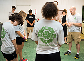 Youth Corps Learnings: What I learned from a week of service with young adults
