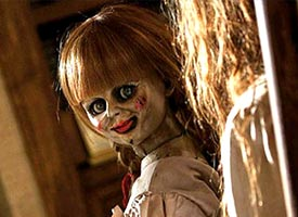Movie review: 'Annabelle'