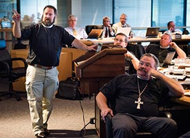 COP meeting spotlights training, mercy, outreach, mission