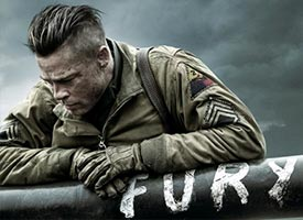 Movie review: 'Fury'