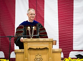 Concordia, Chicago, celebrates Gard inauguration, 150 years