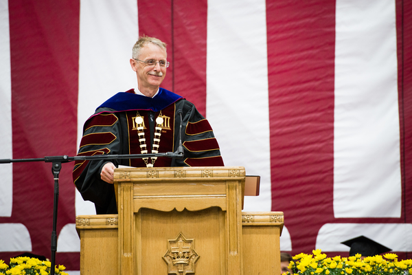 Inauguration of the Rev. Dr. Daniel Lee Gard
