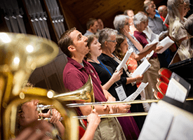 Photo gallery: 2014 Institute on Liturgy, Preaching and Church Music
