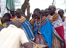 Synod, Kenya Lutherans fight hunger, share Gospel
