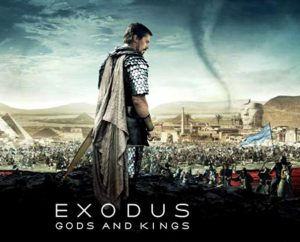 """Christian Bale portrays Moses in the new Ridley Scott film, """"Exodus: Gods and Kings."""""""